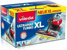 Vileda Ultramat XL Turbo Komplett Box Bodenwischer - Rot (161037)
