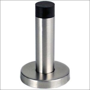 Stainless Steel Door Stopper Doorstop Stop Catch Heavy Duty Satin Brushed