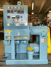 Used 15 24 To 1 Sterling Plastic Extruder With New Temperature Controllers