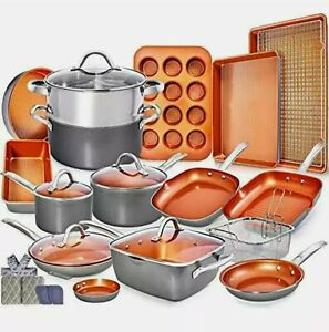 """Home Hero Copper S.Sin egg pan """"non-induction"""""""