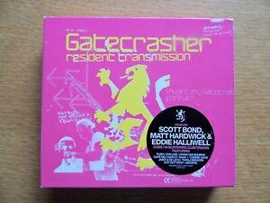 """GATECRASHER """" RESIDENT TRANSMISSION """""""