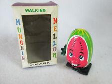 Vintage 1967 Marx Munchie Melon wind up toy