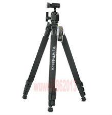 WF-6662 Professional Digital DSLR camera Aluminium Tripod for NIKON CANON FUJI