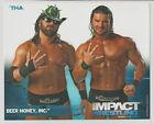 James Storm Bobby Roode Beer Money Officially Licensed TNA Wrestling Promo Photo