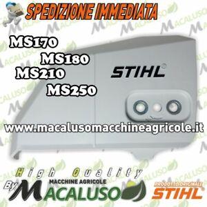 Coperchio rocchetto catena motosega Stihl MS170 MS180 MS210 MS230 MS250 11236401
