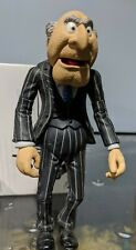 Palisades Muppets Statler Pinstripe Prototype mint with signed COA