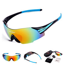 Men Women Cycling Sunglasses Mountain Bike Goggles Outdoor Sport Glasses