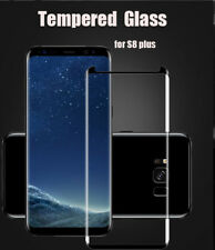 Für Samsung Galaxy S8 Plus + Panzerfolie Schutzfolie 3D Echt Glas HQ
