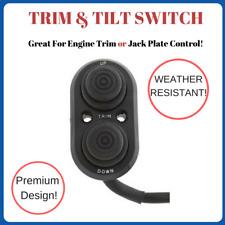 NEW Tilt & Trim Switch / Jack Plate Control Switch *PREMIUM DESIGN* Weatherproof