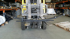 Pair of Nissan Navara D40 HD 4+1 Leaf Springs 2005 on sourced from the UK