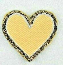 Applikation zum Aufbügeln Bügelbild 2-526 Herz