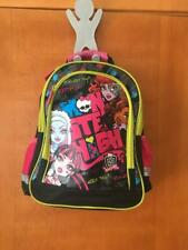 Monster High Mochila Escolar Niños
