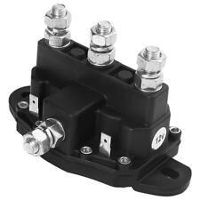 DC12V 6 Post Relay Winch Motor Reversing Solenoid Switch for Construction Truck