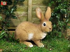 More details for life size rabbit. very realistic home or garden ornament. vivid arts size b