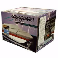 DOWCO 65054-00 AQUAGUARD CLIMATESHIELD 20-22 FT V HULL RUNABOUT BOAT COVER