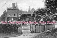 SU 997 - Albury Park, Surrey - 6x4 Photo