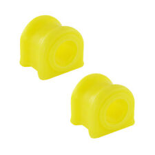 Set of 2 Polyurethane bushing front sway bar 2011- Jeep GC WK2 OEM 68213310AA