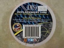 Ams Bowfishing Line, 50 yards Blaze Orange, 200lb. Free Shipping