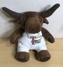 "Souvies Super Soft Souvenirs Chicago Cow 7/"" Plush Beanie Farm Animal Gift BT1"