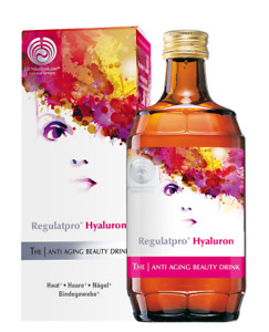 Regulatpro Hyaluron 350ml Anti Aging Drink Regulatessenz Dr. Niedermaier