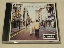 Oasis (What's The Story) Morning Glory? CD [Ft: Wonderwall, Roll With It]