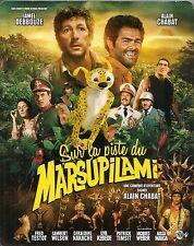BLU-RAY + DVD-SUR LA PISTE DU MARSUPILAMI--CHABAT/DEBBOUZE/TESTOT/WILSON/NAKACHE