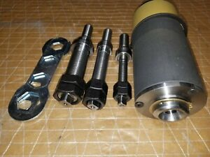 """1/2"""", 3/4"""", &1"""" spindles and cartridge for Powermatic  mdl 26, 27 USA Shaper NEW"""