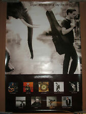 Bryan Adams Day Like Today/catalog, A&M promotional poster, 1998, 24x36