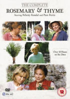 Rosemary and Thyme: The Complete Series 1-3 DVD (2016) Felicity Kendal, Farnham