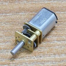 0.35A Micro Metal Gearmotor - 10:1