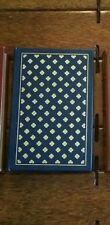 Easton Press Madame Bovary Gustave Flaubert PRISTINE CONDITION LEATHER BOUND