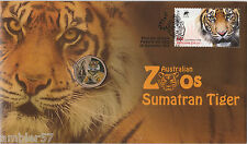 "**2012 Australian ""Sumatra Tiger""  $1 coin PNC **"