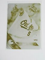 Zach Britton Orioles Yankees 2016 Topps Yellow Printing Plate 1/1