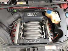 AUDI S4 4.2 V8 ENGINE 8E B6/B7 CABRIOLET - AVANT - SALOON SPARES OR REPAIR