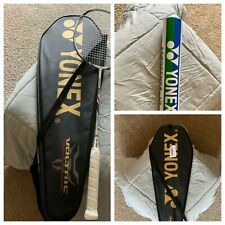 Aerosensa Shuttles Box+ Voltric 5FX Badminton Racket Strung with 1
