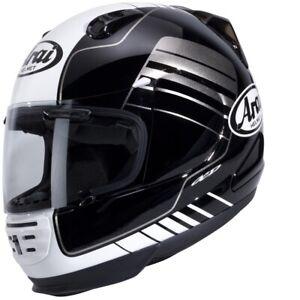 ARAI Rebel Motorrad-Helm STreet white schwarz weiß Gr. M (57/58) statt 679 Euro