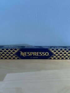 Nespresso IL Caffe Limited Edition Coffee Pods