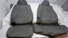 2006-2009 Ford Ranger 60/40 split Gray Leather OEM seat covers