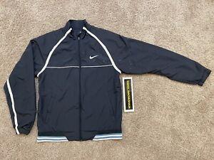 Nike Court Men Dri-Fit Lined Delpo Warmup Tennis Jacket Medium nadal federer rf