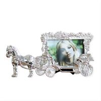 Classic Horse Carriage  Photo Frames for Picture European Table Decor