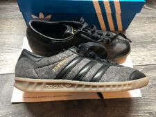 Adidas Hamburg B24971  Trainers Core Black, UK7 2015 Dead stock