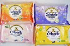 Feuchte Toilettentücher 42 Stück in verschiedenen Sorten Cottonelle