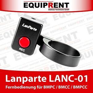 Lanparte LANC-01 Fernbedienung / Auslöser LANC für Blackmagic Kameras (EQY93)
