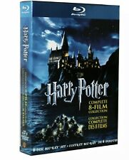 New Harry Potter Series Complete 8-Disk Set Movie Collection Dvd, 2011
