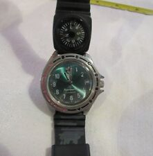 Russian Paratrooper 17 Kamhen Kauahguyckue Men's Watch F83/D