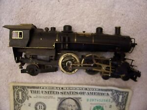 Southern Pacific A3 ?  BRASS HO Scale 4-4-2 Steam Locomotive