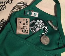 3 Starbucks Pin Set- Coffee Bean Logo Armed forces Veteran NEW!