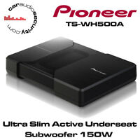 PIoneer TS-WH500A - Ultra Slim Active Underseat Subwoofer System 150W