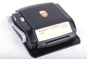 Ex++ Linhof Super Rollex 6x9 Film Back 2¼ x 3¼in for 4X5 Large Format