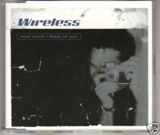 (L738) Wireless, How Much I Think of You - new 1998 CD